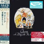 Queen – A Day At The Races [Japan SHM-SACD] (2016) 320 kbps