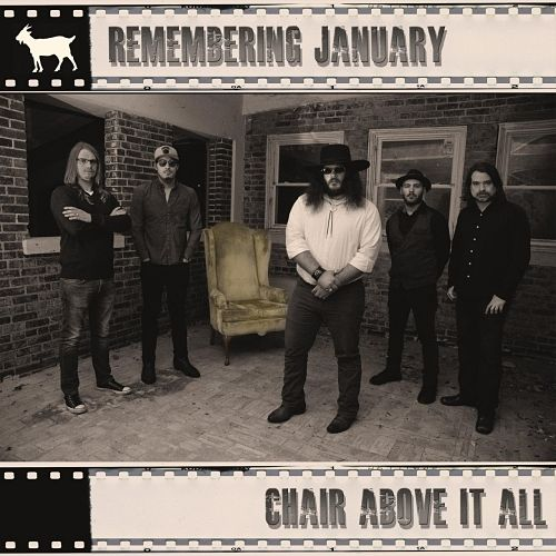 Remembering January - Chair Above It All (2017) 320 kbps