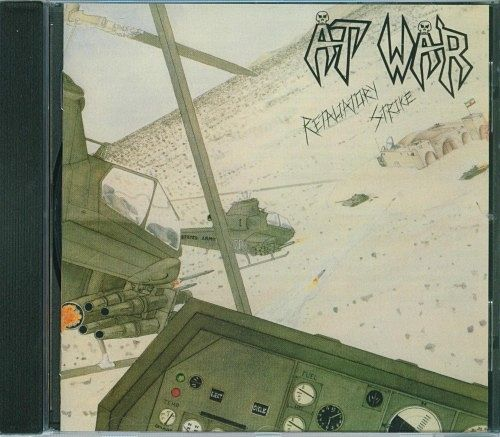 At War - Retaliatory Strike (Remastered 2016) 320 kbps + Scans