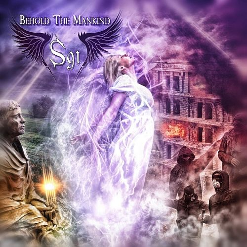 S91 - Behold the Mankind (2016) 320 kbps