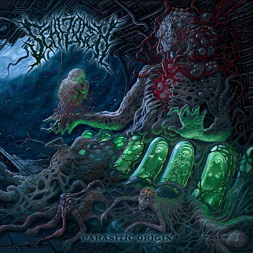 Schizogen - Parasitic Origin (2016) 320 kbps