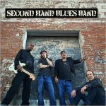 Second Hand Blues Band – Second Hand Blues Band (2016) 320 kbps