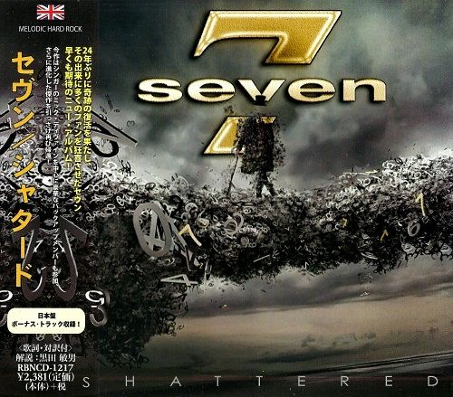 Seven - Shattered (Japanese Edition) (2016) 320 kbps + Scans