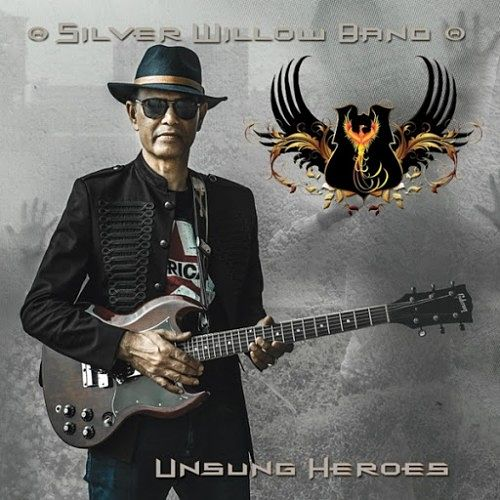 Silver Willow Band - Unsung Heroes (2017) 320 kbps