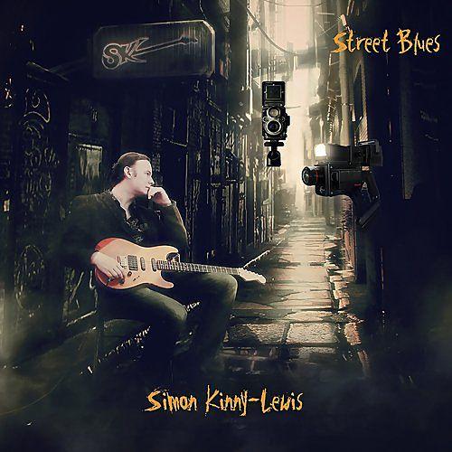 Simon Kinny-Lewis - Street Blues (2016) 320 kbps