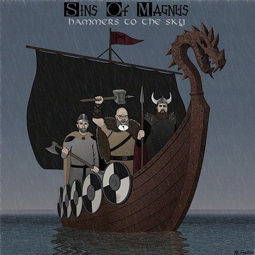 Sins Of Magnus - Hammers To The Sky (2017) 320 kbps