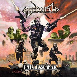 Speedrush - Endless War (2016) 320 kbps
