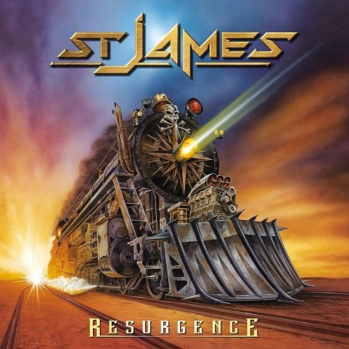 St James - Resurgence (2017)