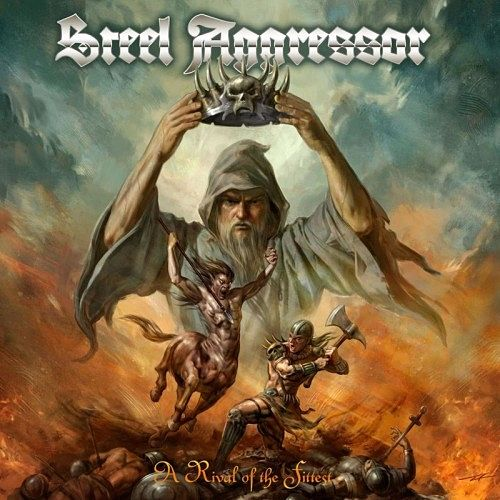 Steel Aggressor - A Rival of the Fittest (2016)