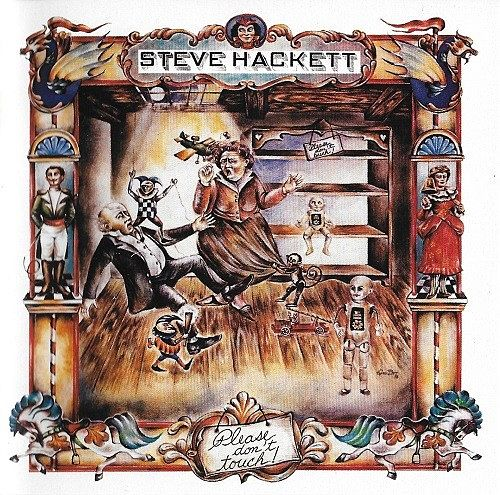 Steve Hackett - Please Don't Touch (Deluxe Edition) (2016) 320 kbps + Scans