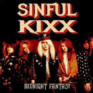 Sinful Kixx - Midnight Fantasy [1995] (2016 Reissue) 320 kbps