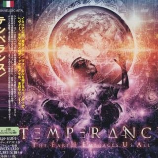 Temperance - The Earth Embraces Us All [Japanese Edition] (2016) 320 kbps + Scans