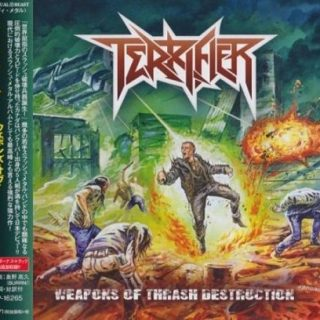 Terrifier - Weapons Of Thrash Destruction (Japanese Edition) (2017) 320 kbps + Scans
