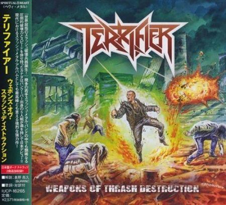 Terrifier - Weapons Of Thrash Destruction (Japanese Edition) (2017) 320 kbps + Scans