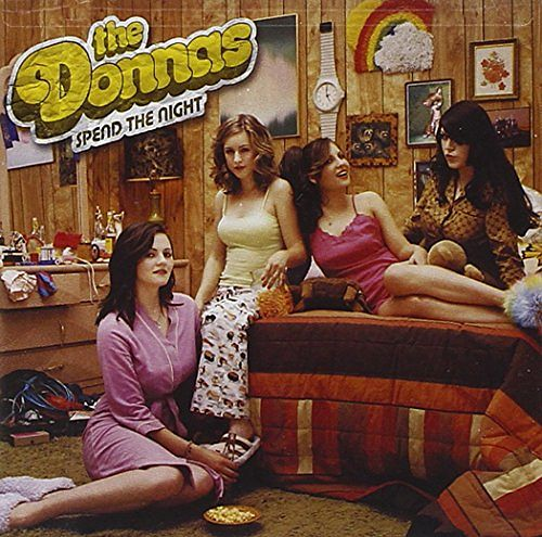 The Donnas – Spend the Night [Expanded Edition] (2016) 320 kbps