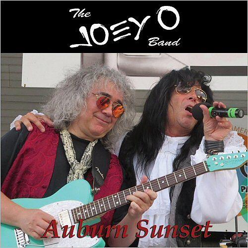 The Joey O Band - Auburn Sunset (2017) 320 kbps