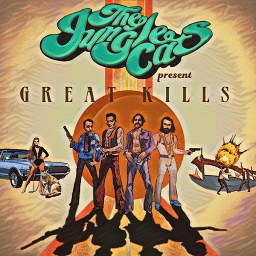 The Junglecats - Great Kills (2017)