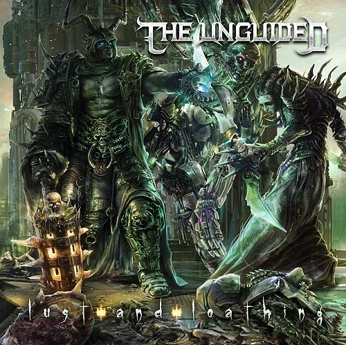 The Unguided - Lust And Loathing (Limited Edition) (2016) 320 kbps + Scans