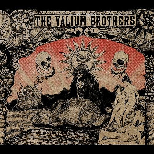 The Valium Brothers - The Valium Brothers (2016) 320 kbps