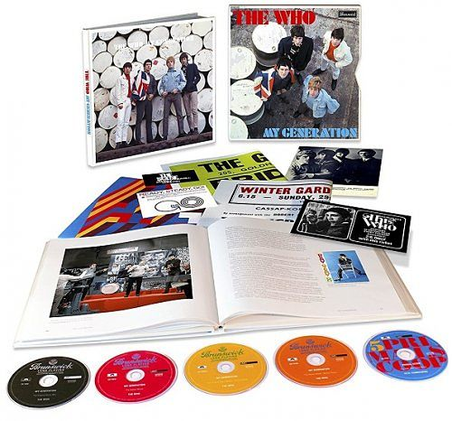 The Who - My Generation [2016 50th Anniversary]
