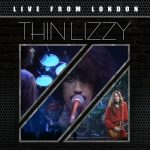 Thin Lizzy – Live from London (Live) (2016) 320 kbps