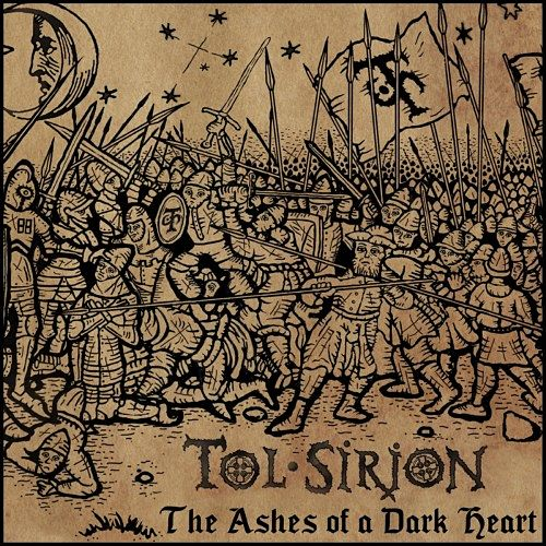 Tol Sirion - The Ashes of a Dark Heart (2017) 320 kbps