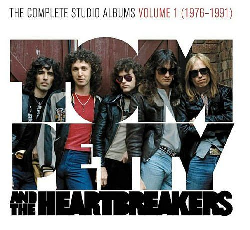 Tom Petty & The Heartbreakers - The Complete Studio Albums Volume 1 - 1976-1991