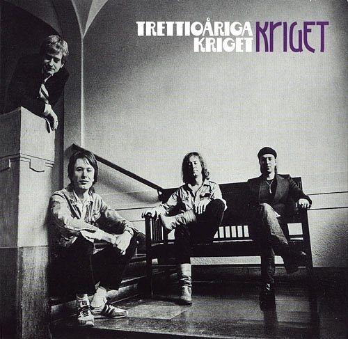 Trettioariga Kriget - Kriget (1975) [Reissue 2016] 320 kbps