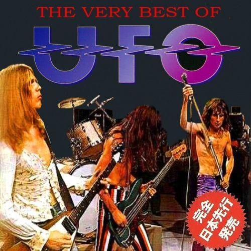UFO - The Very Best Of [Compilation] (2016) 320 kbps