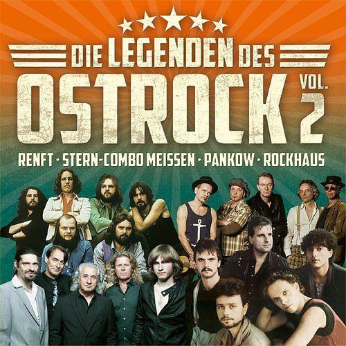 Various Artists - Die Legenden des Ostrock Vol.2 (2017) 320 kbps