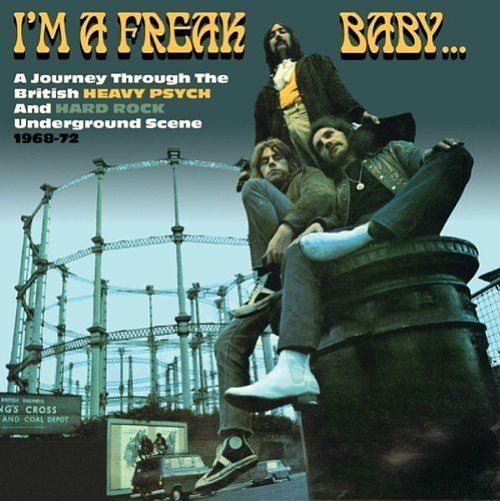 Various Artists - Im A Freak, Baby