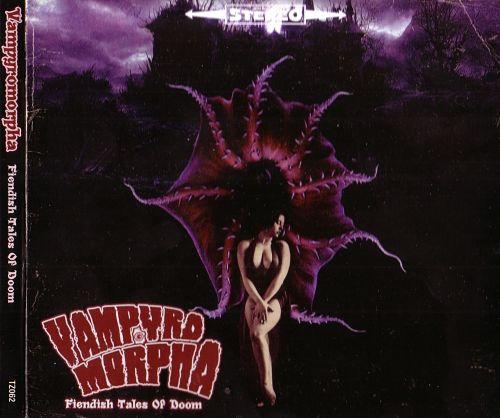 Vampyromorpha - Fiendish Tales Of Doom (2016) 320 kbps + Scans