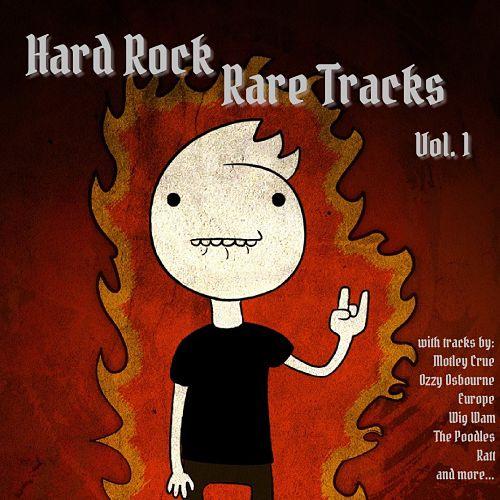 Various Artists - Hard Rock Rare Tracks Vol. 1 (2016) 320 kbps