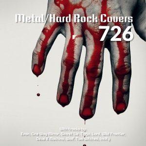 Various Artists - Metal-Hard Rock Covers 726 (2016) 320 kbps