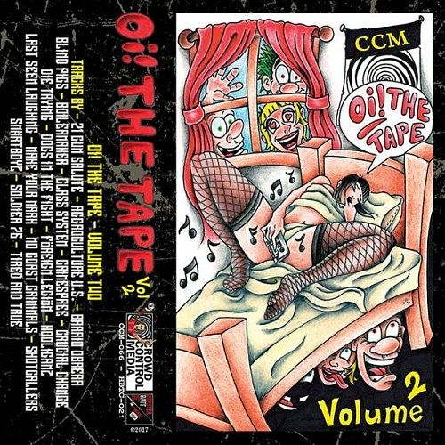 Various Artists - Oi! The Tape Vol. 2 (2017) 320 kbps