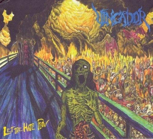 Vingador - Let the Hate Flow (EP) (2016) 320 kbps