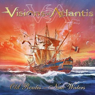 Visions Of Atlantis - Old Routes - New Waters (EP) (2016) 320 kbps