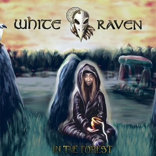 White Raven - In the Forest (2017) 320 kbps
