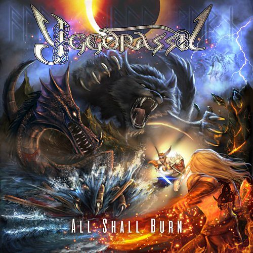 Yggdrassil - All Shall Burn (2017) 320 kbps