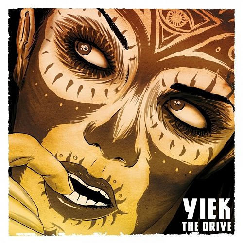 Yiek - The Drive (2017) 320 kbps