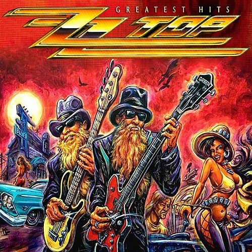 ZZ Top - Greatest Hits (2017) 320 kbps