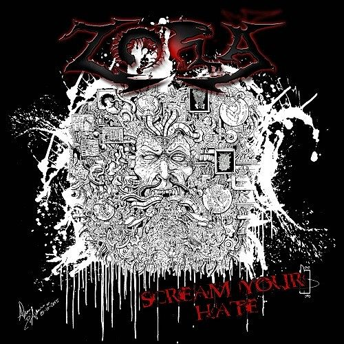 Zora - Scream Your Hate (2016) 320 kbps