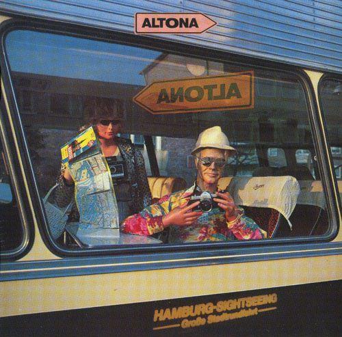 Altona - Altona (Reissue, Remastered) (2016) 320 kbps + Scans