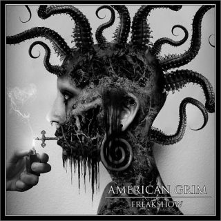 American Grim - Freakshow (2017) 320 kbps