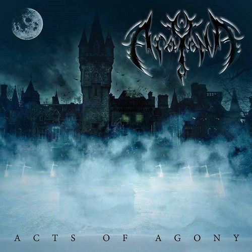 Arayana - Acts Of Agony (2017) 320 kbps