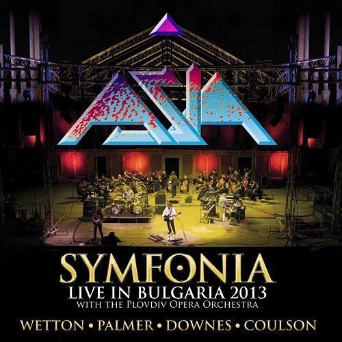 Asia - Symfonia - Live in Bulgaria 2013 [Live] (2017) 320 kbps