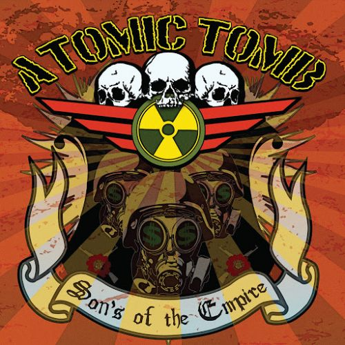 Atomic Tomb - Sons of the Empire (2017) 320 kbps