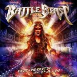 Battle Beast – Bringer of Pain (Limited Edition + Japanese Edition) (2017) 320 kbps + Scans