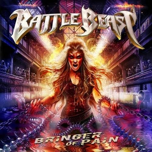 Battle Beast - Bringer of Pain (Limited Edition) (2017) 320 kbps + Scans