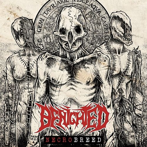Benighted - Necrobreed (2017) 320 kbps